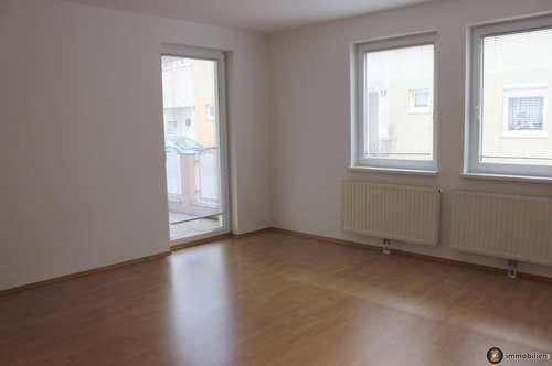 Güssing: Provisionsfreie, ruhige 3-Zimmer Mietwohnung mit Garten und Loggia
