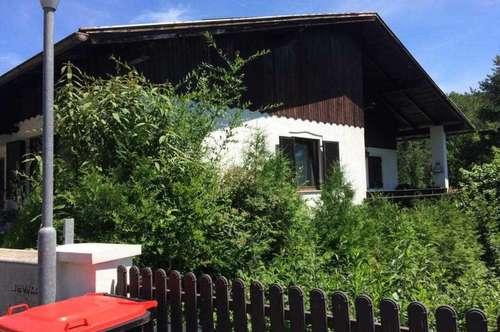 Großes Ein- Zweifamilienhaus im Blaufränkischland!