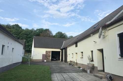 Landhaus in der burgenländischen Weinregion