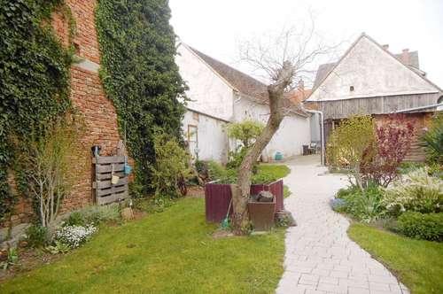 Schönes Haus mit uneinsehbarem Garten