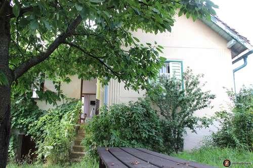 Weinidylle Südburgenland: Uriger Weinkeller mit Bioweingarten!