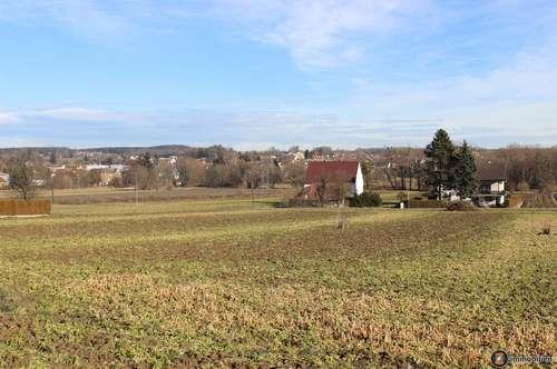 Schöner Baugrund in der Golf- und Thermengemeinde Stegersbach