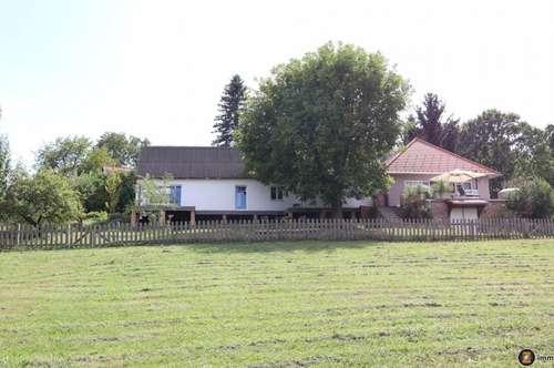 Golf- und Thermengemeinde Stegersbach: Landhaus in sonniger Ruhelage