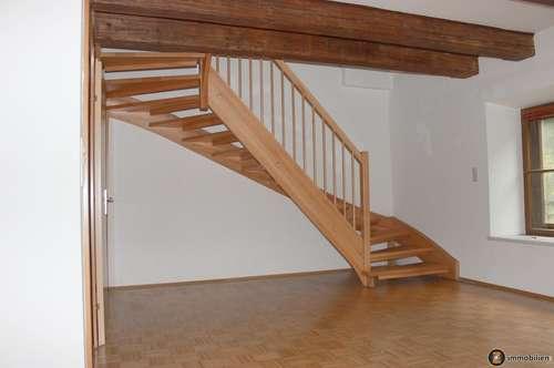 Schöne 3-Zimmer Maisonette Wohnung in Neudau