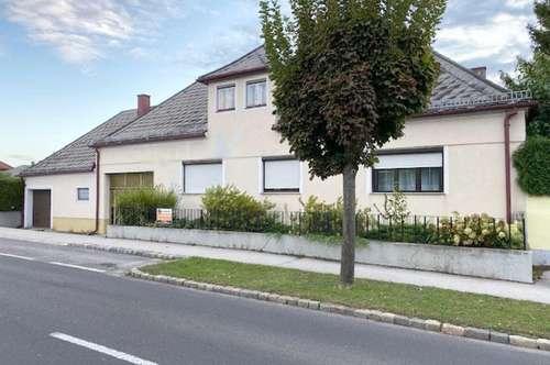 Siegendorf: Einfamilienhaus samt Baugrund