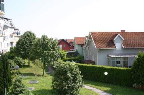 Freundliche Mietwohnung mit Balkon und Tiefgaragenplatz!