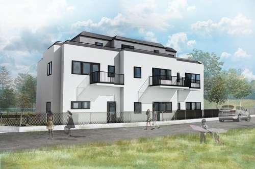 Wohnung mit tollem Grundriss - Wohnprojekt Göttlesbrunn