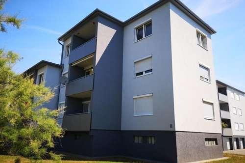 Leicht sanierungsbedürftige Wohnung in ruhiger Lage