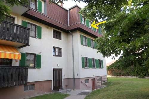Helle 2 Zimmer-Wohnung - auch für Anleger!