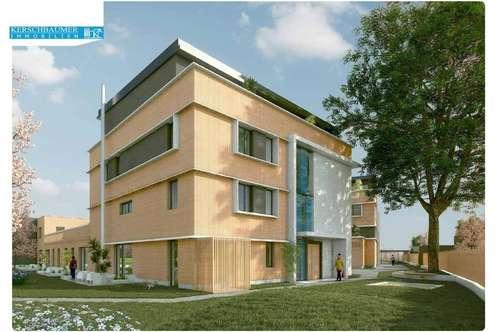 Urbanes Wohnen in Wiener Neustadt