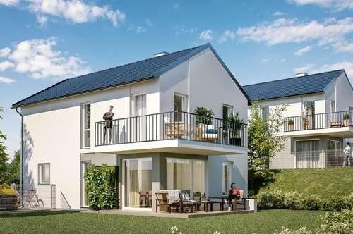 Neue hochwertig ausgestattete Einfamilienhäuser in sehr schöner, erhöhter Ruhelage