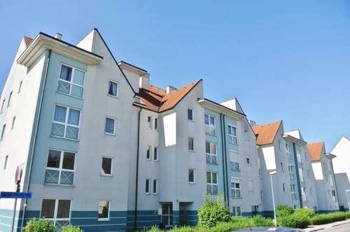 Schöne Single-Mietwohnung mit PKW-Abstellplatz in Zentrumsnähe in 2700 Wiener Neustadt