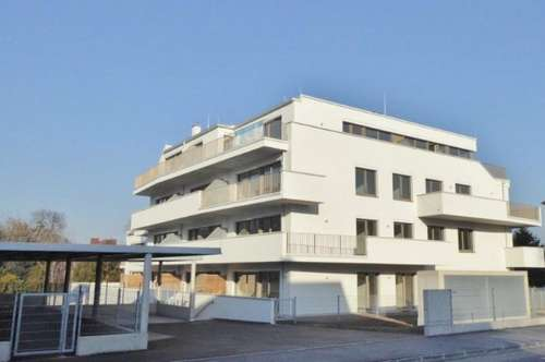 Neue gediegene und hochwertig ausgestattete Mietwohnung mit Eigengartenanteil in Toplage in 2700 Wiener Neustadt