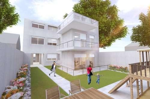 Neuerrichtung von fünf Eigentumswohnungen in unmittelbarer Nähe zum Fischapark in 2700 Wiener Neustadt