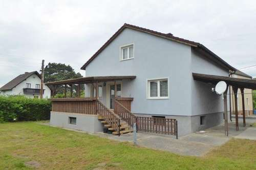 Gepflegtes Wohnhaus in sonniger Lage in der Stadtgemeinde 2630 Ternitz in Putzmannsdorf