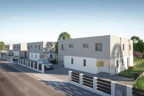 MODERNES EIGENHEIM Neubau Doppelhaushälften mit Eigengrund - Bauabschnitt II