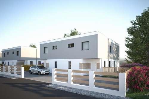 MODERNES EIGENHEIM Neubau Doppelhaushälften mit Eigengrund - Bauabschnitt III