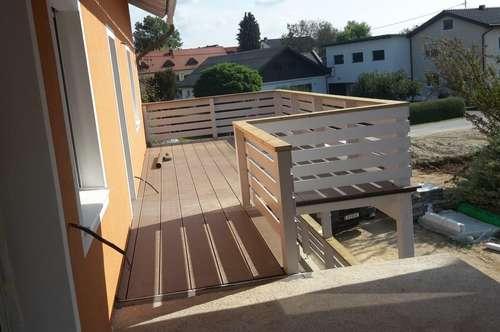 Neubau mit 4 Zimmer und 19m² Terrasse