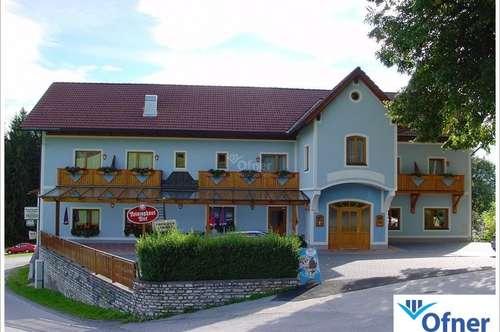 Top gepflegtes Landgasthaus mit 2 Wohnungen und 7 Fremdenzimmern