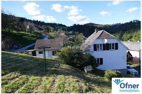 Einfamilienhaus in Bärnbach/Piberegg mieten