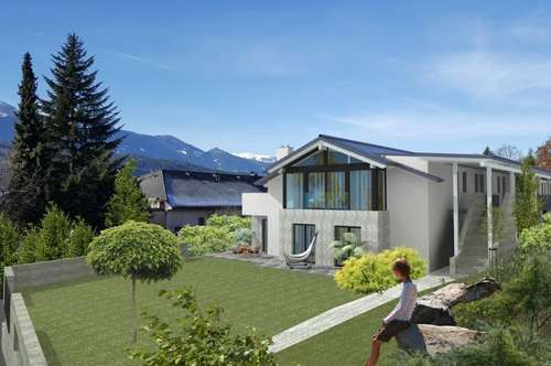 Gartenwohnung mit Sonnenterrasse und Gartenfläche am Millstätter See in Millstatt