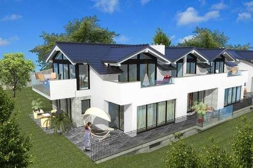 Neubauwohnung mit 16 m² Sonnenterrasse in Millstatt am Millstätter See