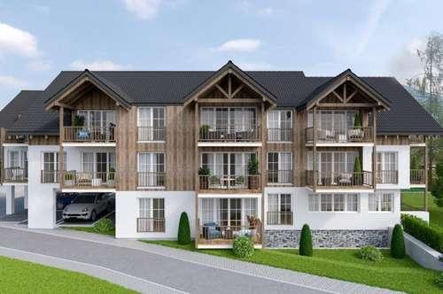 Neubau Wohnungen in Weißenbach - Top 1