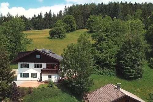 Bad Aussee - großes Landhaus in TOP Aussichtslage