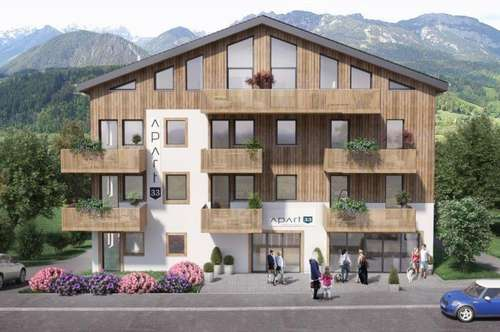 "Neubauprojekt ""APART33"" in Haus im Ennstal - Penthousewohnung Top 31"