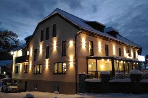 Modernes, saniertes Hotel mit Restaurant in Pruggern!