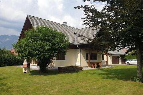 Reizendes Einfamilienhaus mit genügend Garten und schöner Lage!
