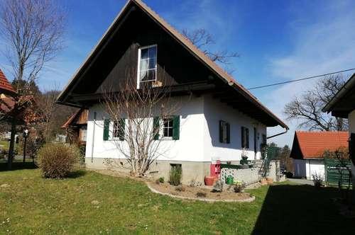 oft nachgefragt aber kaum zu bekommen - ein Bauernhaus im Schilcherland!