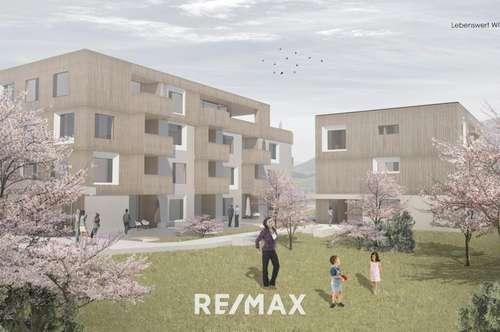 EG-Neubauwohnung mit stilvoller Terrasse! ANLEGER..?