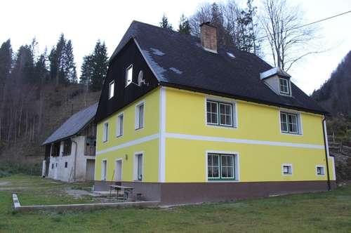 PREISREDUZIERT!!! Naturlage-Wohnhaus mit Stadel