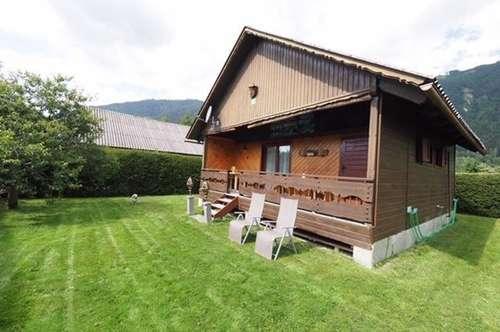 Ferienhaus auf Pachtgrund am Zwirtnersee - mit eigenem Badesteg und Fischpacht