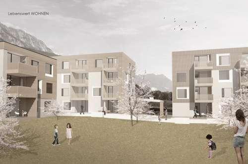 EG-Wohnung (Neubau) mit allem Drum und Dran - TOP C2
