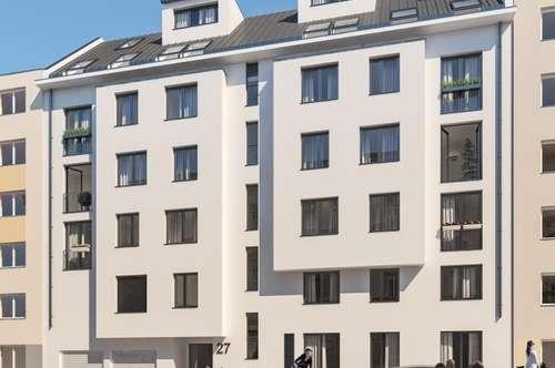 Erstbezug on TOP | Dachgeschoss-Maisonette mit 2 Terrassen |