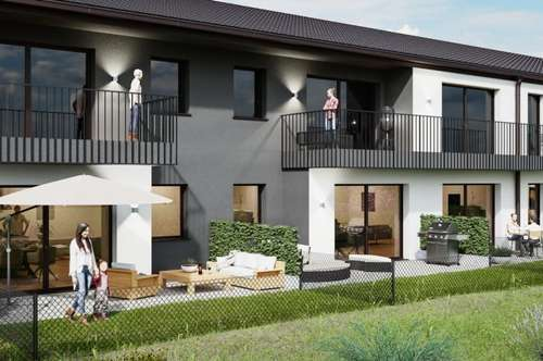 """""""3 Zimmer mit Balkon ca.9 m² - Neubauwohnung - SCHLÜSSELFERTIG!!"""""""