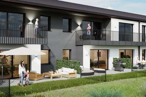 """0 % Käuferprovision - 3 Zimmer - Balkon 9 m² - Neubauwohnung!"""