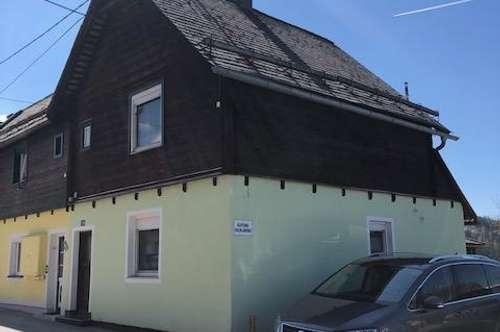 Renoviertes Reihenhaus - 80 m² - Knappenberg-Hüttenberg
