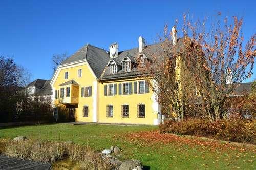 Residenz der Extra-Klasse! Jahres- sowie Urlaubsdomizil oder auch ein perfekter Firmensitz in Kärnten