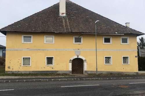 Renovierungsbedürftiges Bauernhaus mit Stallgebäude - HÖRZENDORF | ST. VEIT an der GLAN