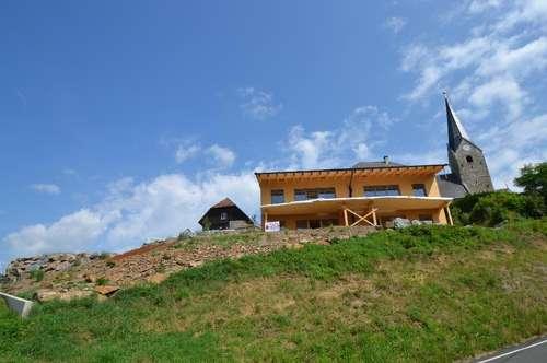 Wohnen am Sonnenplateau Zeltschach - zwei Eigentumswohnungen in Doppelhaus | Bezug 2021