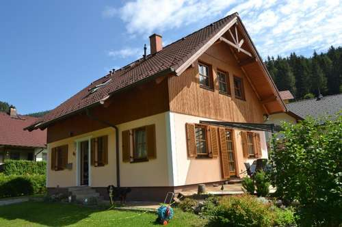 Idyllisches Einfamilienhaus mit 125 m² in Teichl - Metnitz