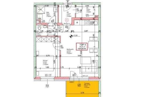 WG20/19 * NEUE EXKLUSIVE - Wohnung Top 4