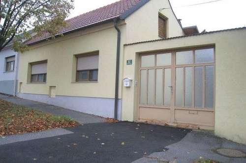 WH30/19 * Nettes Mietwohnhaus mit kleinem Innenhof