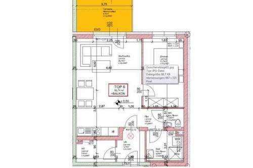 WG22/19 * NEUE EXKLUSIVE - Wohnung Top 6