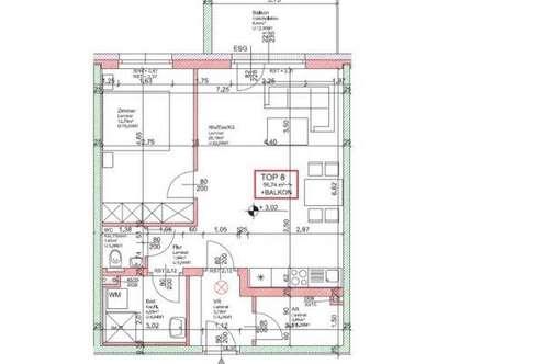 WG24/19 * NEUE EXKLUSIVE - Wohnung Top 8
