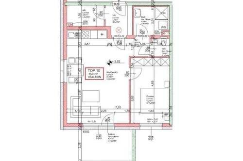 WG26/19 * NEUE EXKLUSIVE - Wohnung Top 10