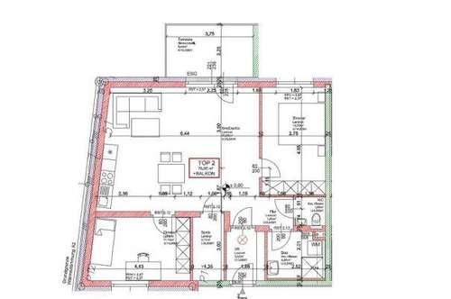 WG18/19 * NEUE EXKLUSIVE - Wohnung Top 2